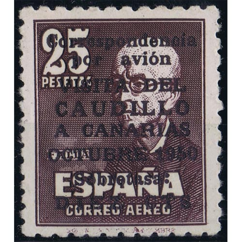 Spain stamps Year 1951