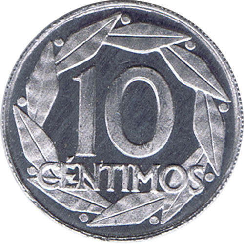 10 centimos 1959 Madrid SC