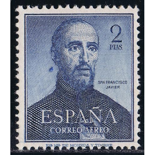 Spain stamps Year 1952