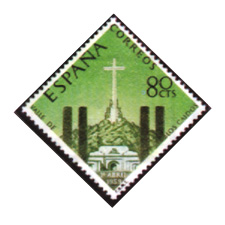 Spain stamps Year 1959