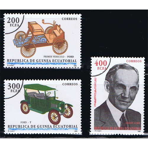 171/173 Henry Ford. Muestra.