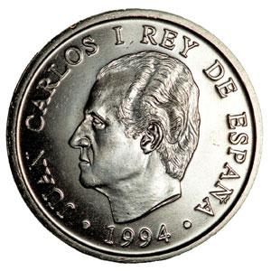 Moneda Conmemorativa 2000 Ptas 1994 Plata Tienda Numismatica Y Filatelia Lopez Compra Venta De Monedas Oro Y Plata Sellos Espa A Accesorios Leuchtturm