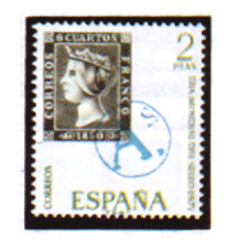Spain stamps Year 1971
