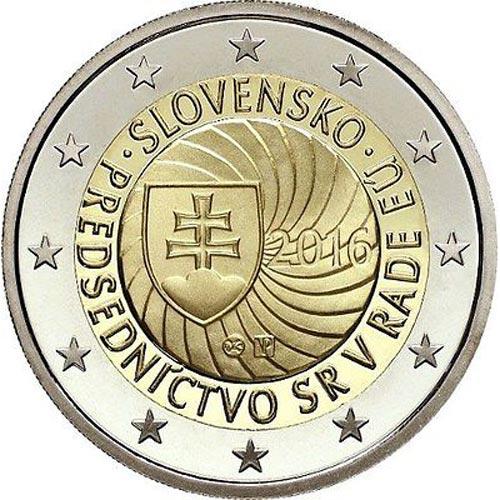 Monedas 2 Euros Eslovaquia Tienda Numismatica Y Filatelia Lopez Compra Venta De Monedas Oro Y Plata Sellos Espa A Accesorios Leuchtturm