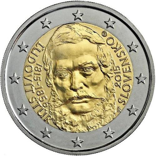 Moneda Conmemorativa 2 Euros Eslovaquia 2015 Tienda Numismatica Y Filatelia Lopez Compra Venta De Monedas Oro Y Plata Sellos Espa A Accesorios Leuchtturm