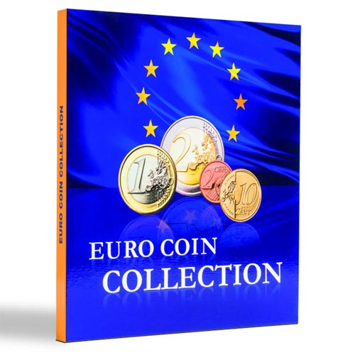 LEUCHTTURM PRESSO Euro Coin Collection (carpeta 25 países)