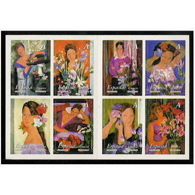 4003/10 Carnet Mujer 2003