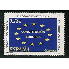 Resultado de imagen de imagenes de la constitucion europea