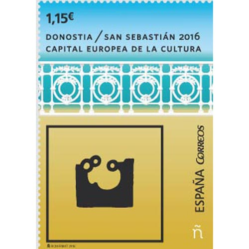 5048 San Sebastián, Capital Europea Cultura 2016.