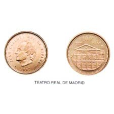 100 Pesetas. (1997) Madrid - (TEATRO REAL DE MADRID) SC