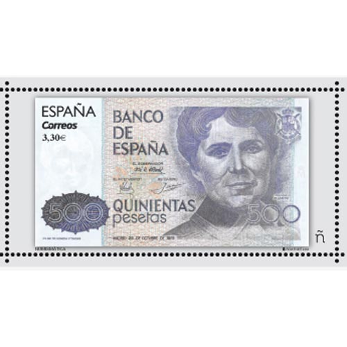 5271 Numismática. Billete