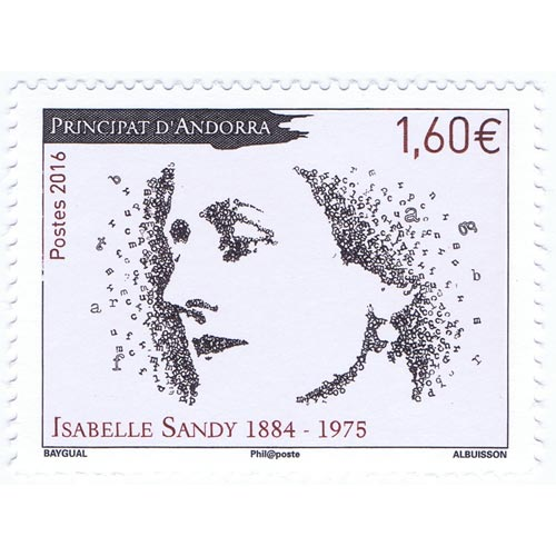 799 Isabel Sandy 1884-1975
