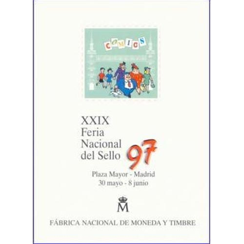 1997 Documento 44 XXIX Feria Nacional del Sello