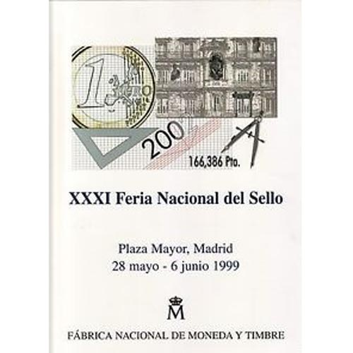 1999 Documento 56 XXXI Feria Nacional del Sello