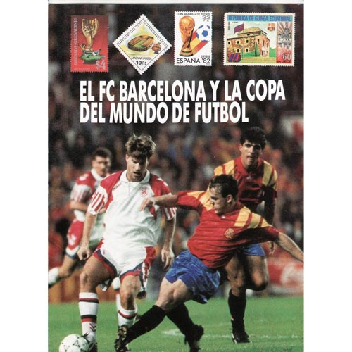 1994 Documento 31 IX BARNAFIL '94 Futbol Club Barcelona.