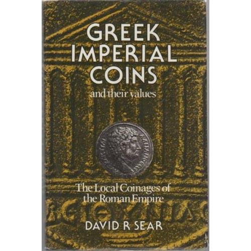 Catalogo de monedas Griegas Greek Imperial Coins.