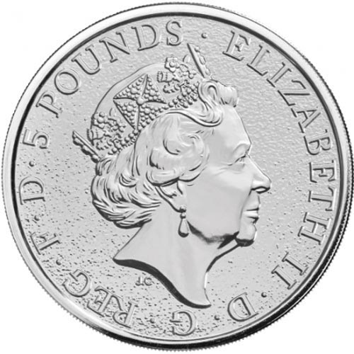 United Kindow silver coins