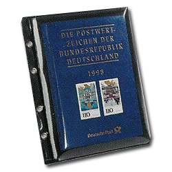 LEUCHTTURM Funda OPTIMA BIG estuches Euros grandes. 2 Hojas.