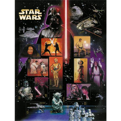 Cine. USA (2007) Star Wars