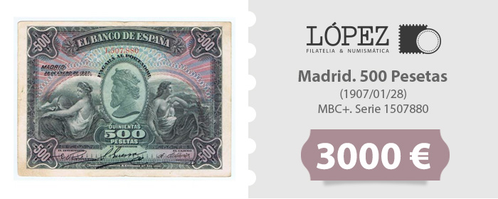 Tienda Numismatica y Filatelia Lopez 0c0b59ab4cc